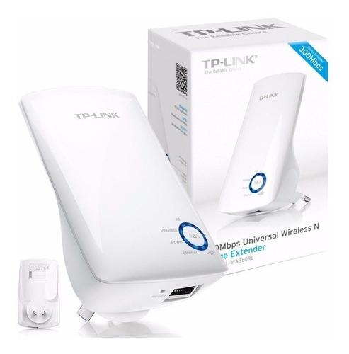 repetidor amplificador wifi de pared tp link wa850re 300 mb
