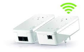 Devolo 9897/repetidor 3/Puertos Gigabit Ethernet
