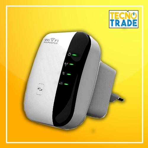 repetidor amplificador wifi high speed 300m incluye iva
