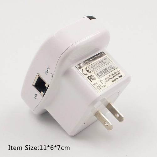 repetidor amplificador wifi inalambrico inc iva y garantia