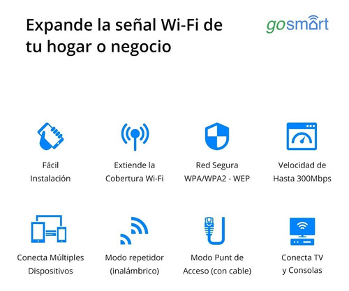 repetidor amplificador wifi rompemuros router original 2019