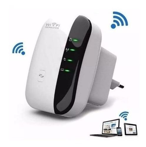 repetidor amplificador wifi señal 300 mbps gocy 71509