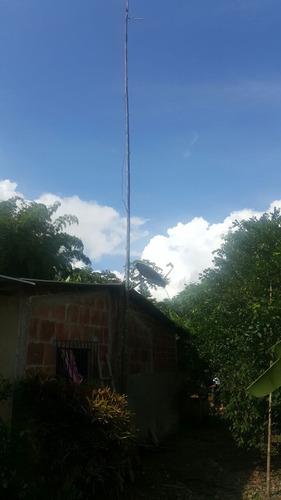 repetidor base antena celular 2g/3g/4g gsm 850mhz en stock