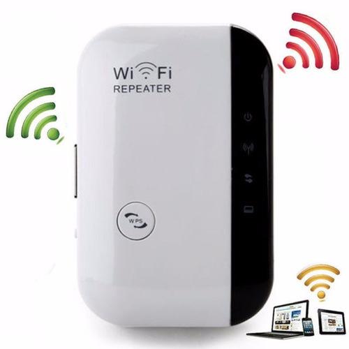 repetidor de señal wifi - internet inalámbrico