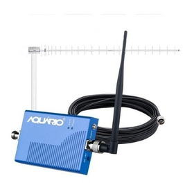 Repetidor De Sinal Celular 850mhz Vivo Antena 20dbi Aquário