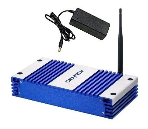 repetidor de sinal celular rp970 aquário 900mhz antena 20dbi