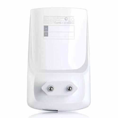 repetidor de sinal wi-fi 300mbps tplink tl-wa850re- promoção
