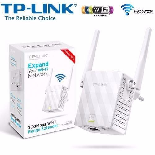 Repetidor de sinal wifi 300mbps 2 antenas tp link tl - Repetidor tp link ...