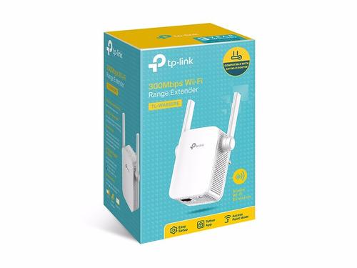 repetidor expansor de señal wifi tp-link 300 mbp tl-wa855re