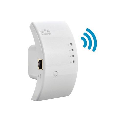 repetidor expansor de sinal wifi wireless - 300mbpi