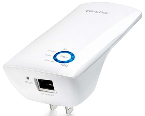 repetidor expansor tp-link tl-wa850re inalambrico 300 mbps