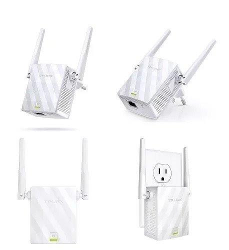 repetidor extensor wi-fi 2 antenas tp-link tl-wa 855re novo