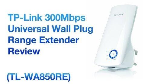 Repetidor extensor wifi amplificador sinal wifi - Amplificador wifi tp link ...