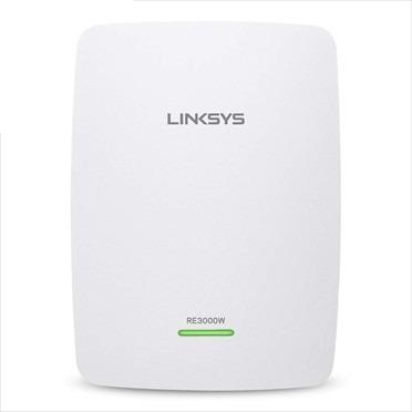 repetidor linksys re3000w 1 puerto 300mbps facil instalacion