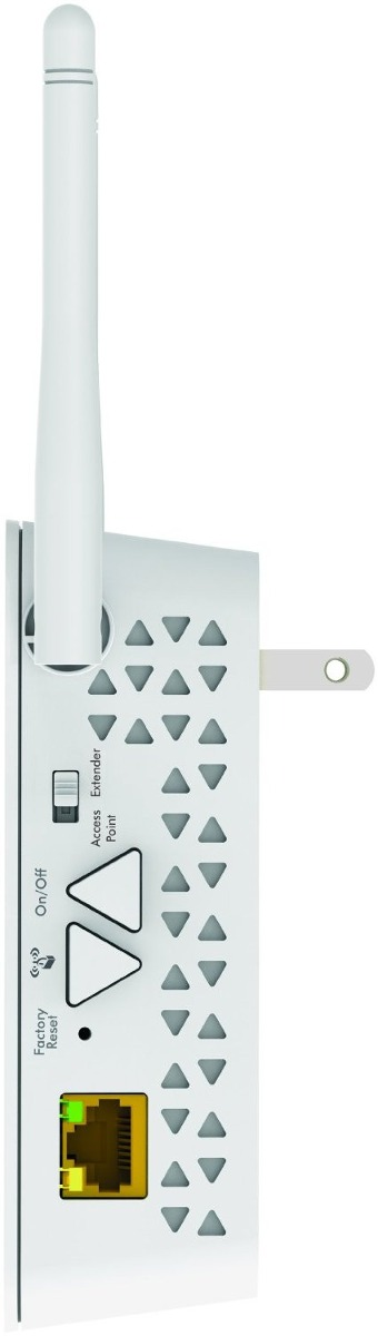 Repetidor netgear ac750 de banda dual gigabit wi fi range 2 250 00