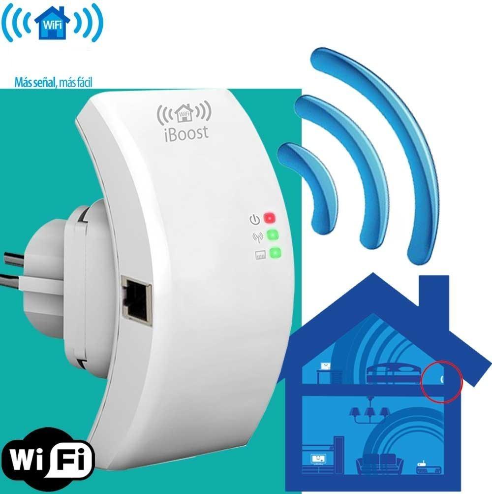 Repetidor o amplificador wifi expande tu se al de internet for Amplificadores de wifi potentes