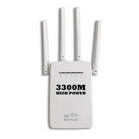 Repetidor Roteador 3300mbps Repeater Amplificador Wireless