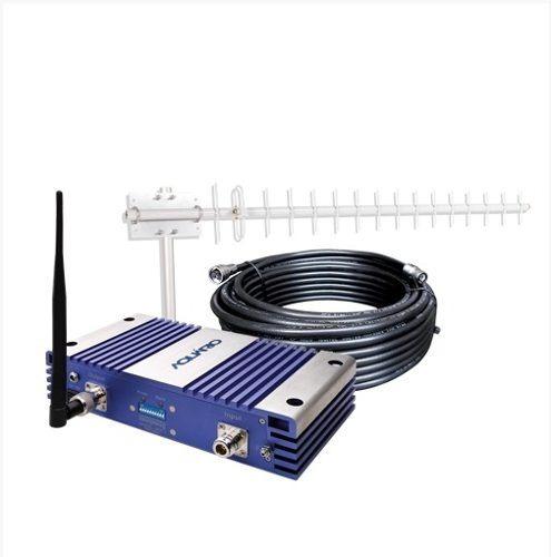 repetidor sinal celular rp970 aquário+20dbi+roteador 4g zte