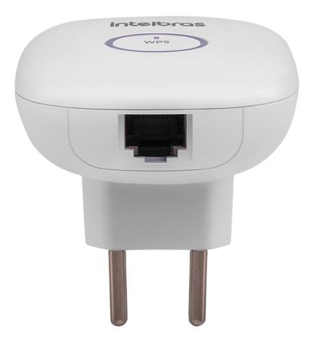 repetidor sinal wireless rede wifi intelbras iwe net 300mbps