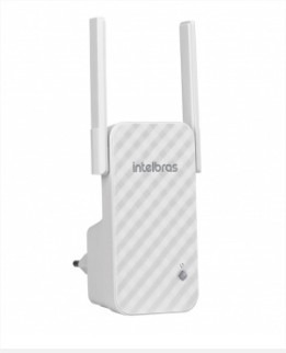 repetidor wi-fi n300 mbps iwe 3001 intelbras lançamento