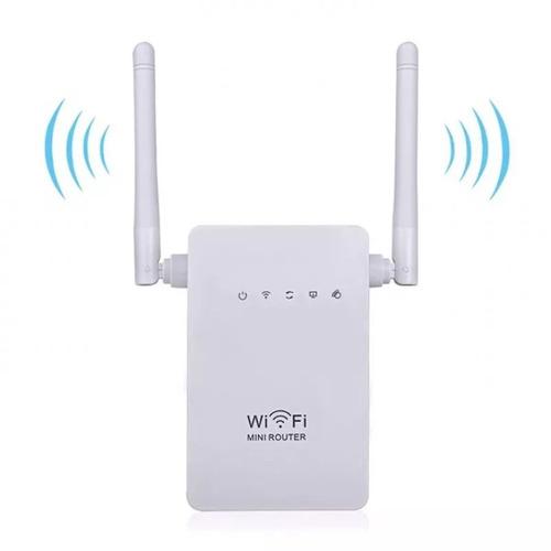 repetidor wifi 1200mbps 2 antenas amplificador wireless