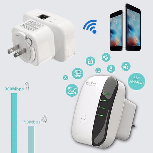 repetidor wifi 300 mbps extensor de señal envío gratis