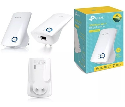 repetidor wifi extensor de señal tp-link 850re envio gratis