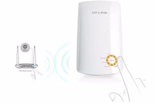 repetidor wifi extensor wireless n tp-link 300mbp
