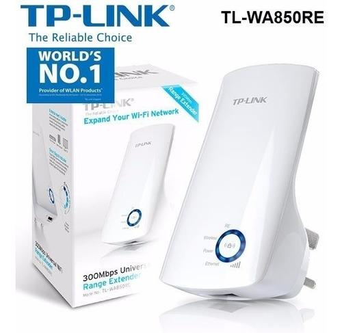 repetidor wifi extensor wireless tp-link amplia señal poder