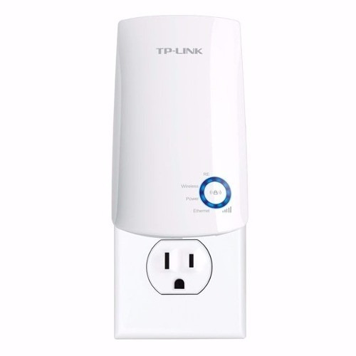 repetidor wifi extensor wireless tp-link tl-wa850re 300mbps