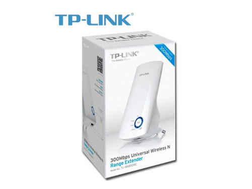 repetidor wifi extensor wireless tp-link wa850re 300mbps