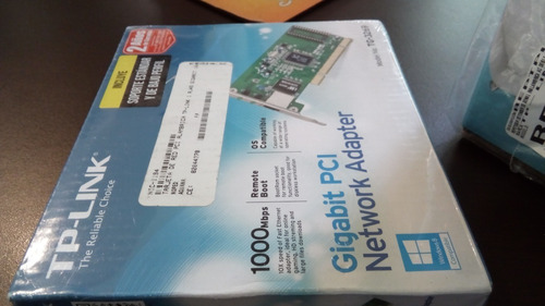 repetidor wifi re200 y tarjeta red gigabit tg-3269 con envío