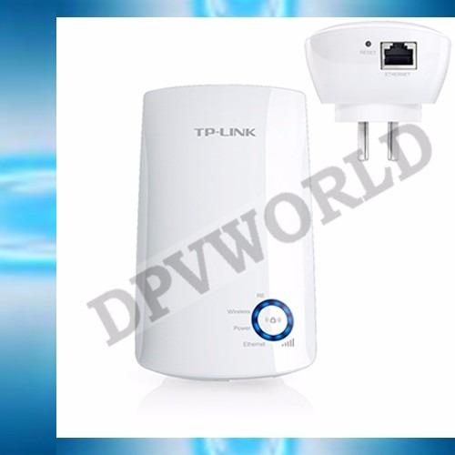 repetidor wifi wa850 tp-link 300mbps extiende internet