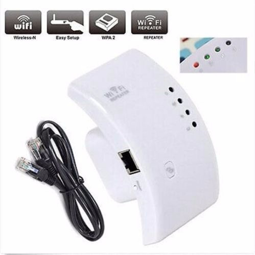 repetidor wifi wireless n extensor dual band 300 mb wlan pc