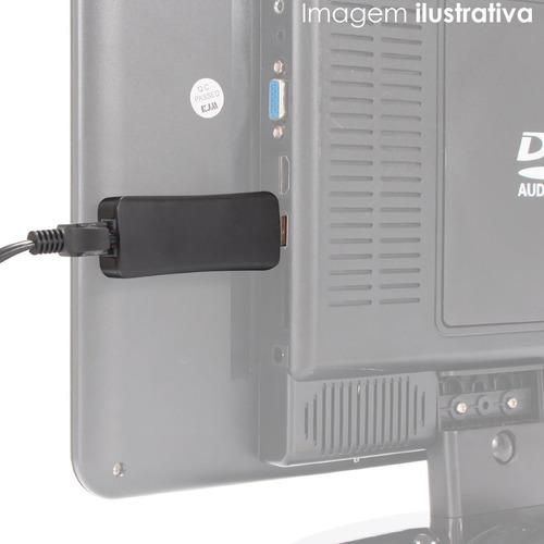 repetidor wifi wireless sinal 300mbps rj45 internet 2 antena