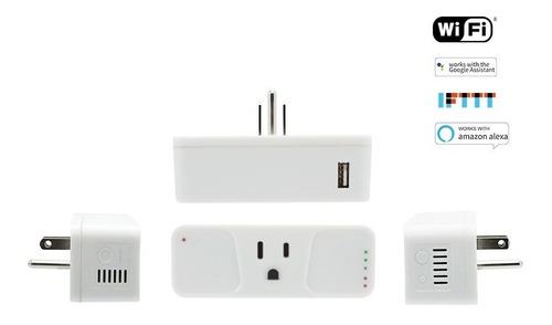 repetidor wifi y enchufe inteligente