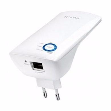 repetidor wireless de tomada tp link wa850 re 300mbs