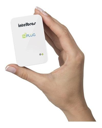 repetidor wireless portátil - nplug - intelbras