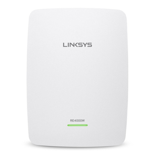 repetidor y amplificador wifi cisco linksys re-4100w n-600