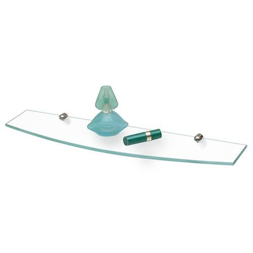 repisa curva cristal baño 12x40 reflejar envío gratis