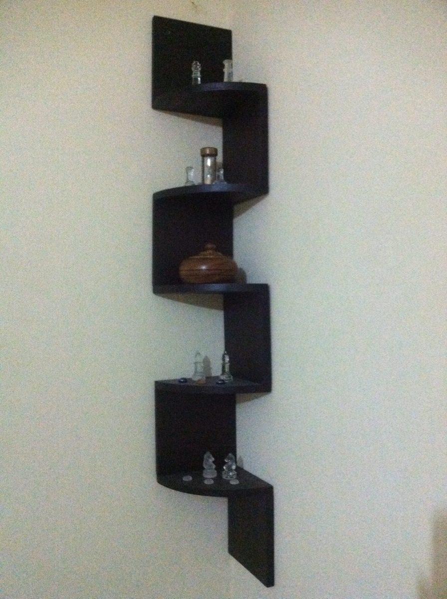 Repisa esquinera minimalista bs en mercado libre for Esquineras de pared