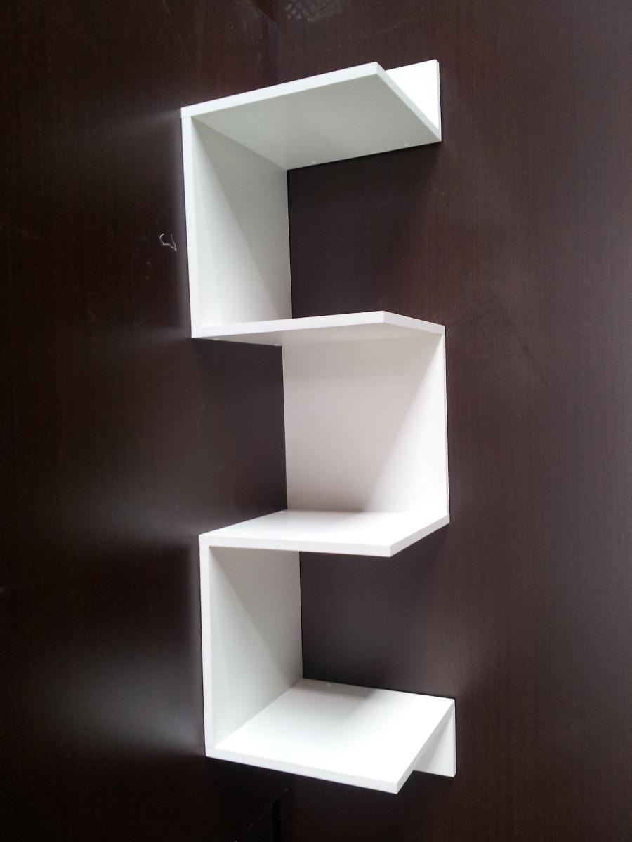 Repisa Esquinero Flotante 18 000 En Mercado Libre # Muebles Esquineros Para Sala