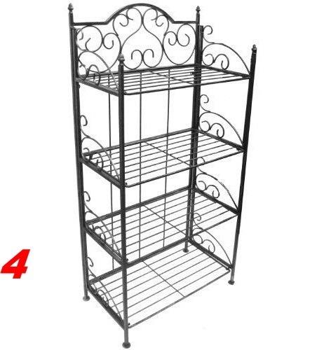 Repisa estanter a para plantas hogar jardin 155 - Estanteria para plantas ...