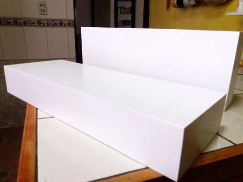 repisa flotante cajón, 70 cms mueble recamara sala comedor