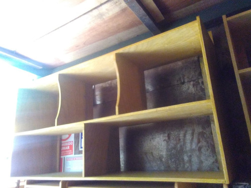 repisa flotante de buena madera congona - envio gratis