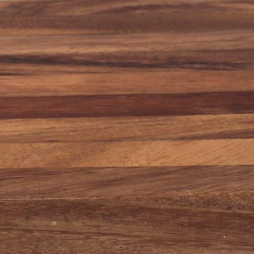 repisa flotante minimalista madera huanacaxtle parota 80x20