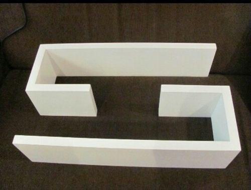 repisa flotante minimalista moderna mueble decoracion estant