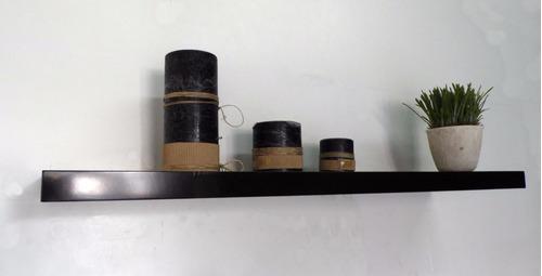 repisa flotante minimalista sencilla 60 x 15 cm