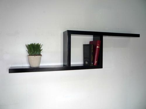 repisa flotantes minimalistas, forma  l,