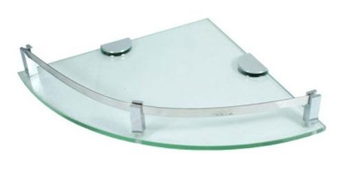 repisa vidrio 40cm c/ borde daccord org0imp 58